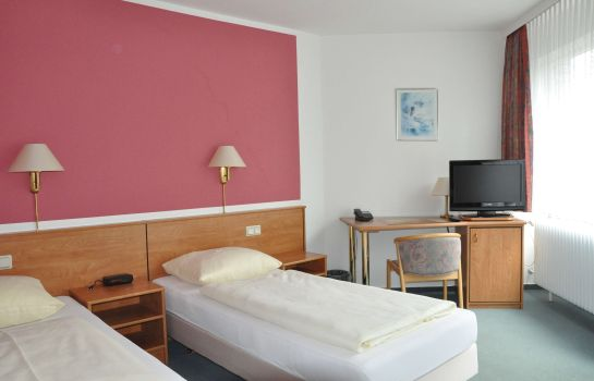 Chambre individuelle (standard) Aparthotel Berlin