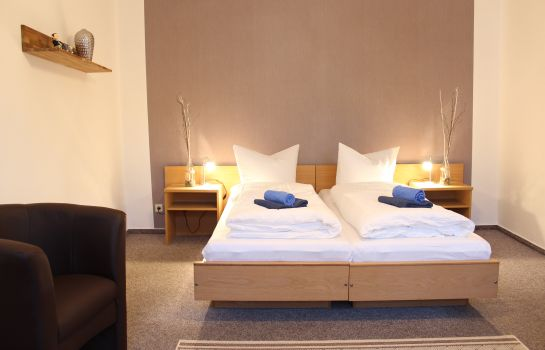 Doppelzimmer Standard Altstadtpension Brandenburg an der Havel
