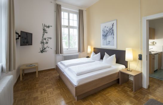 Chambre double (standard) Apartment Hotel Konstanz
