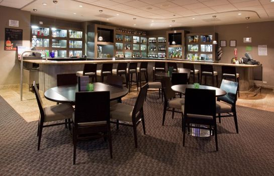 Bar del hotel Holiday Inn DENVER EAST - STAPLETON