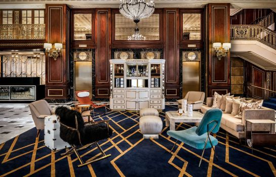 Hotelhalle The Blackstone Autograph Collection