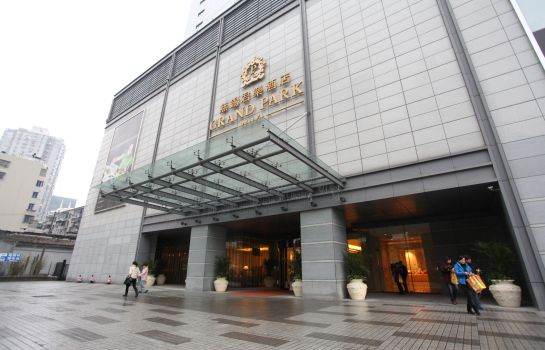Exterior view Grand Park Wuxi