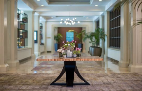 Hotelhalle DoubleTree by Hilton Hotel San Diego - Mission Valley