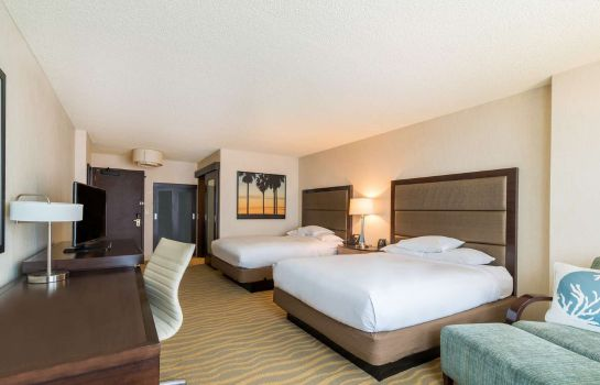 Zimmer DoubleTree by Hilton Hotel San Diego - Mission Valley