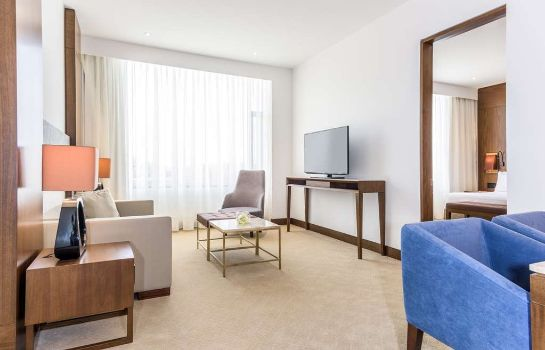 Suite NH Collection Bogotá Teleport Royal