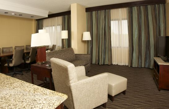 Suite DoubleTree Suites by Hilton Raleigh - Durham