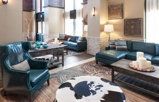 Hotelhalle SpringHill Suites Dallas Downtown/West End