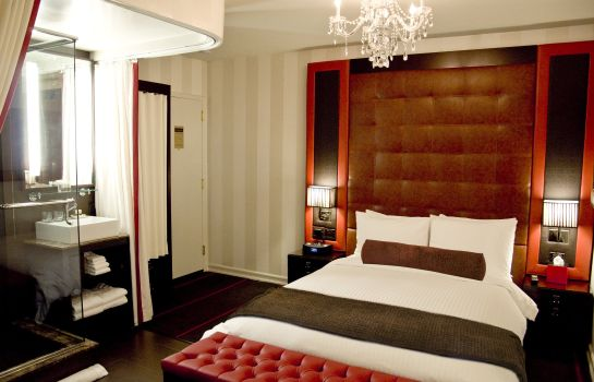 Doppelzimmer Standard Sanctuary Hotel New York