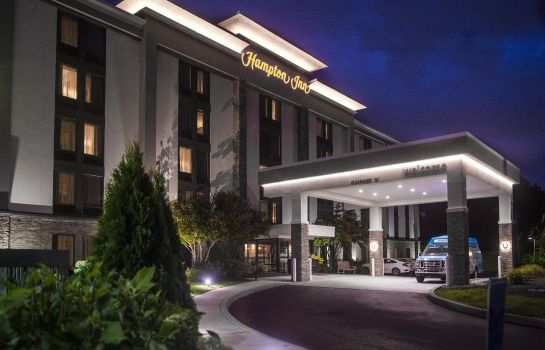 Außenansicht Hampton Inn Philadelphia-Great Valley-Malvern PA