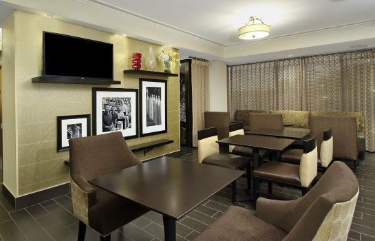 Hotelhalle Hampton Inn Philadelphia-Great Valley-Malvern PA