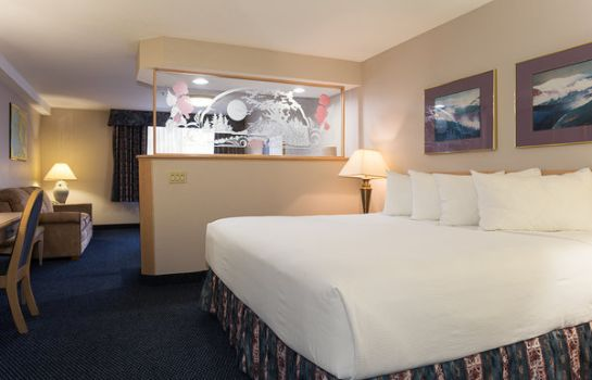 Kamers Shilo Inn Suites Hotel Portland Airport