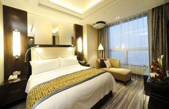 Single room (standard) Grand Soluxe Zhongyou Hotel