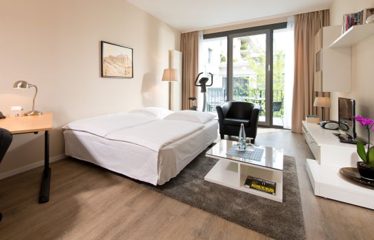 Four-bed room ApartHotel Residenz Am Deutschen Theater