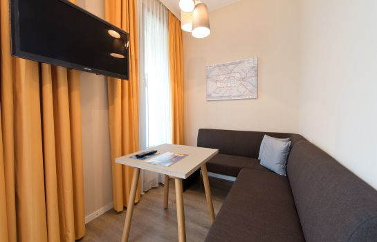 Single room (standard) ApartHotel Residenz Am Deutschen Theater