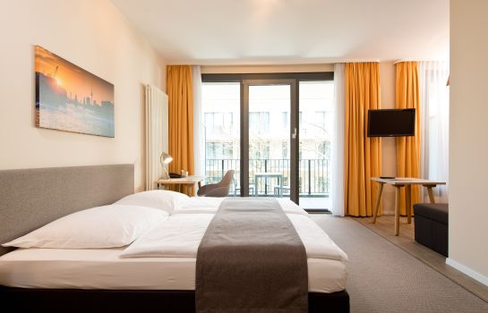 Double room (standard) ApartHotel Residenz Am Deutschen Theater