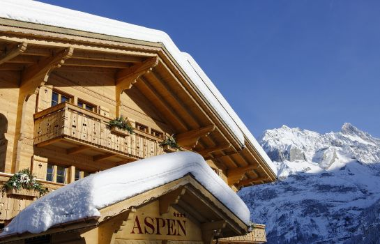 Exterior view Aspen alpin lifestyle hotel