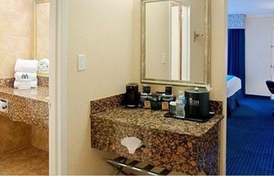 Bagno in camera Hotel Tucson City Center