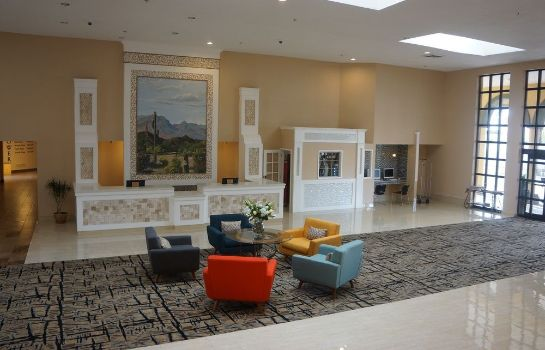 Reception Hotel Tucson City Center