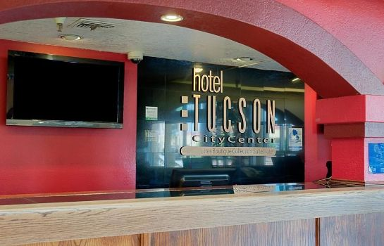Info Hotel Tucson City Center