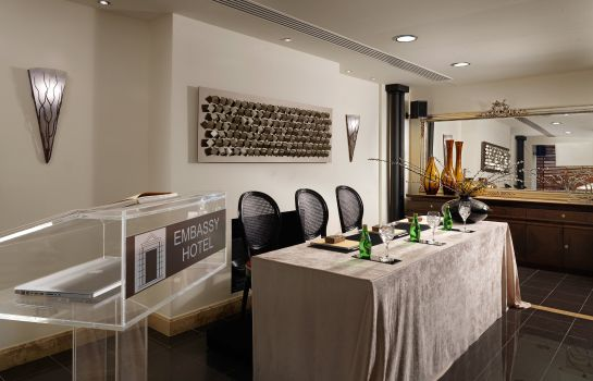 Meeting room Best Western Plus Embassy