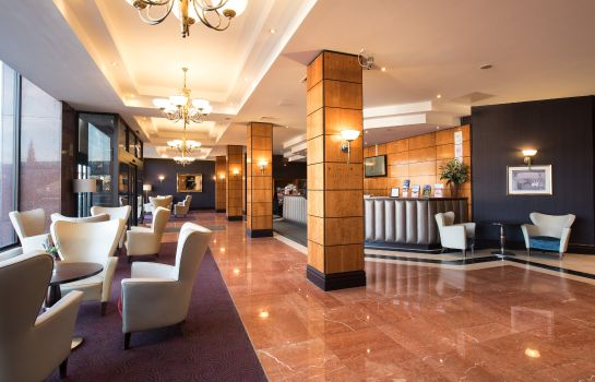 Lobby Jurys Inn Edinburgh