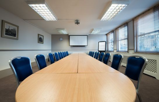 Conference room Jurys Inn Edinburgh