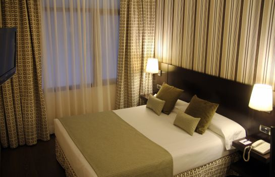 Double room (standard) Conde Duque Bilbao