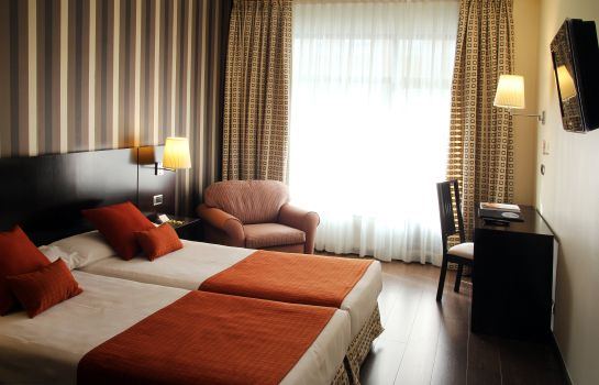 Double room (superior) Conde Duque Bilbao