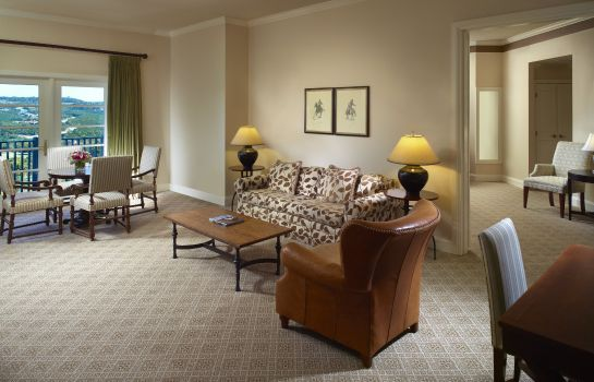 Suite Omni Barton Creek Resort & Spa