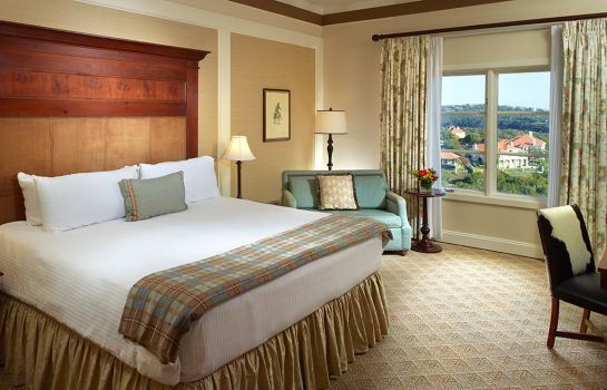 Chambre Omni Barton Creek Resort & Spa