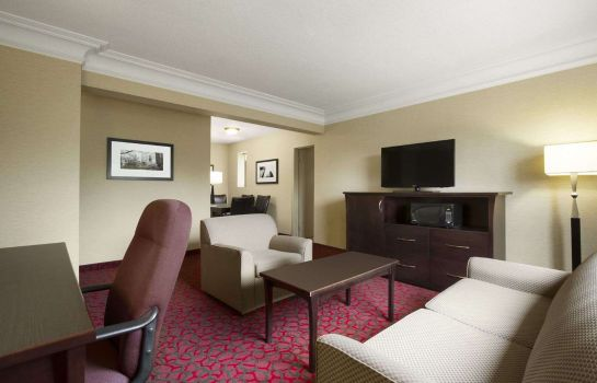 Suite RAMADA PLAZA TORONTO DOWNTOWN
