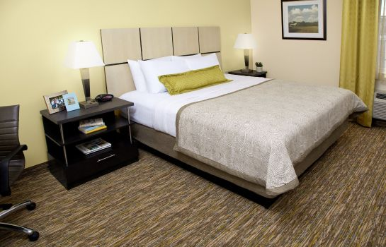 Zimmer FT WORTH/FOSSIL CREEK Candlewood Suites DALLAS