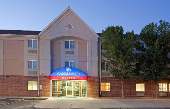 Vista esterna Candlewood Suites SALT LAKE CITY-AIRPORT
