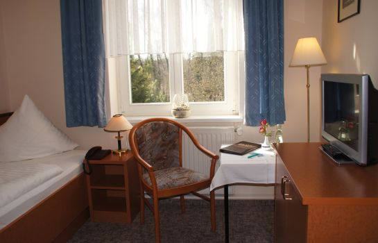 Chambre individuelle (standard) Hotel Pension Seeblick