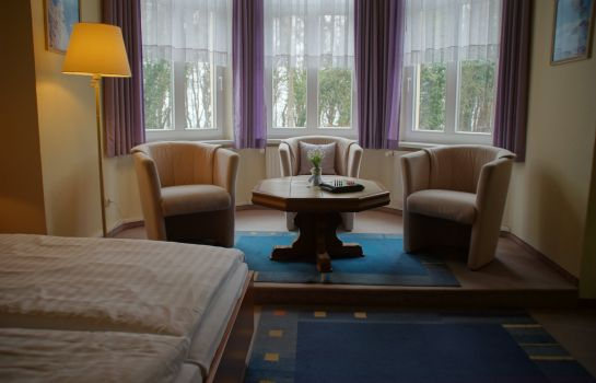 Chambre double (standard) Hotel Pension Seeblick