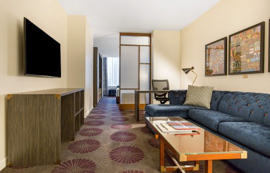 Zimmer Cambria Hotel Chicago Magnificent Mile