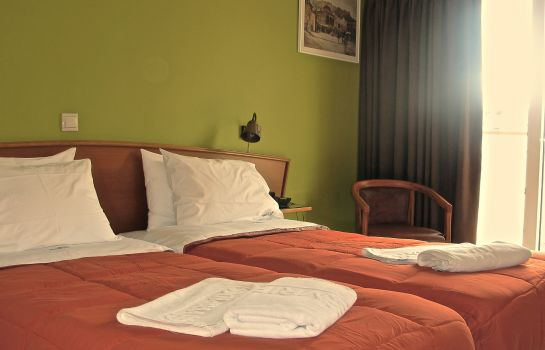 Double room (standard) Evripides Hotel