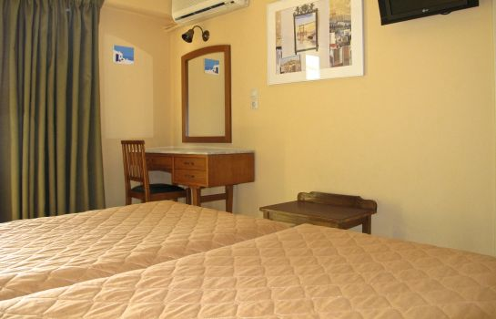 Double room (superior) Evripides Hotel