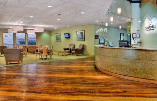 Hotel bar DoubleTree by Hilton Hotel St Louis - Chesterfield