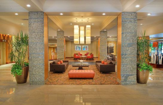 Lobby DoubleTree by Hilton Hotel St Louis - Chesterfield