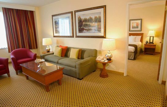 Suite DoubleTree by Hilton Hotel St Louis - Chesterfield