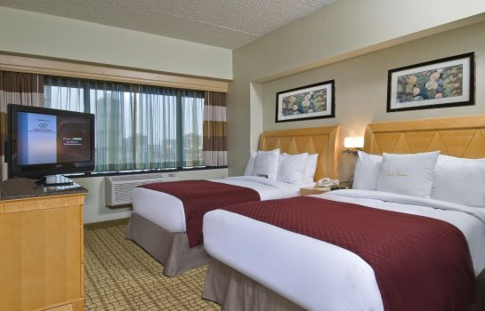 Suite DoubleTree by Hilton Hotel Jersey City