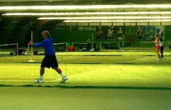 Tennisbaan City Partner Sporthotel Avantage