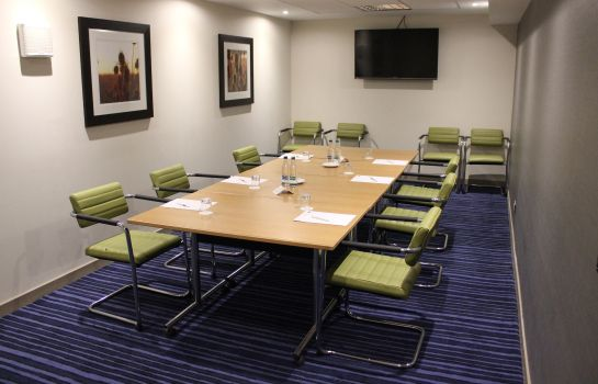 Conference room Holiday Inn Express EDINBURGH AIRPORT