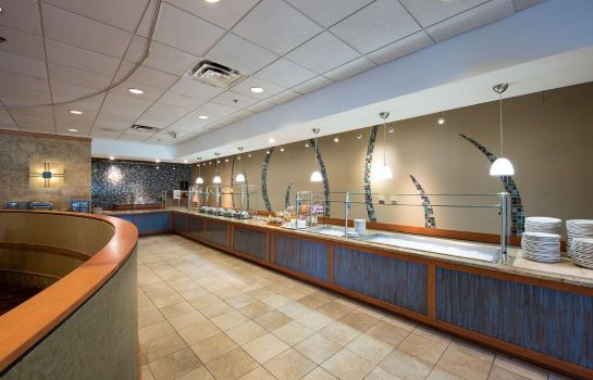 Restaurant DoubleTree by Hilton Tampa Airport - Westshore