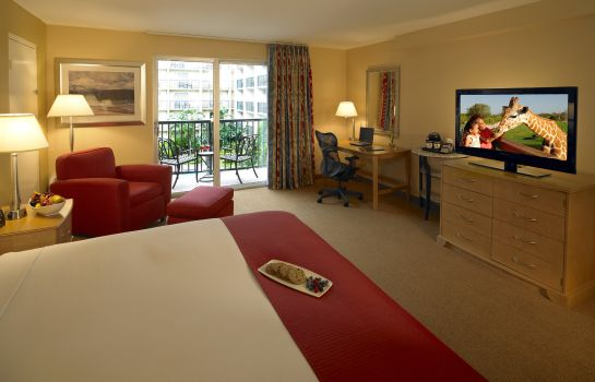 Zimmer DoubleTree by Hilton Tampa Airport - Westshore