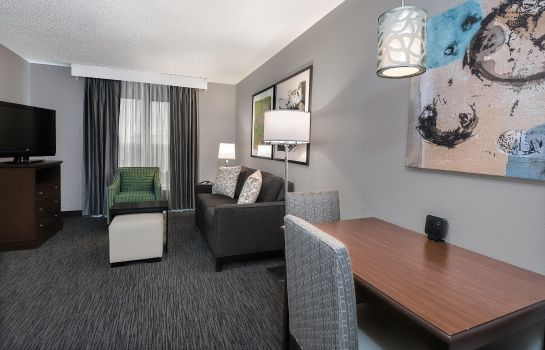 Suite Homewood Suites by Hilton Houston Clear Lake NASA