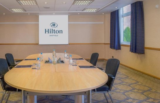 Conference room Hilton Sheffield
