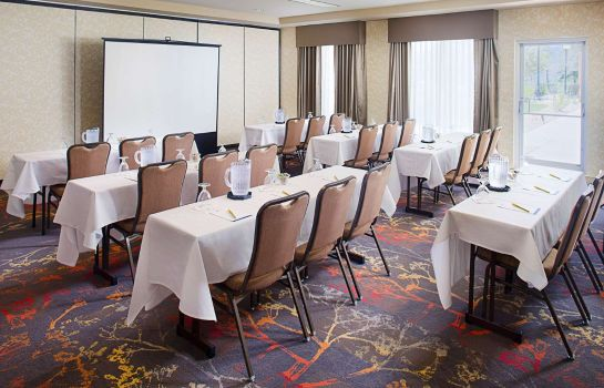 Conference room Hilton Garden Inn Colorado Springs
