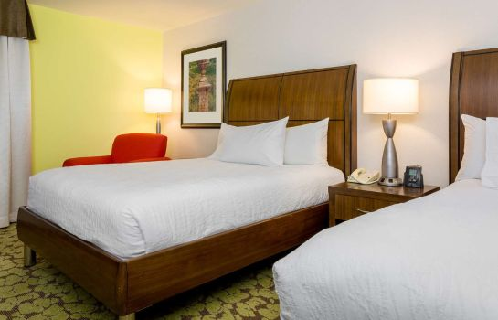 Zimmer Hilton Garden Inn Fort Worth-Fossil Creek